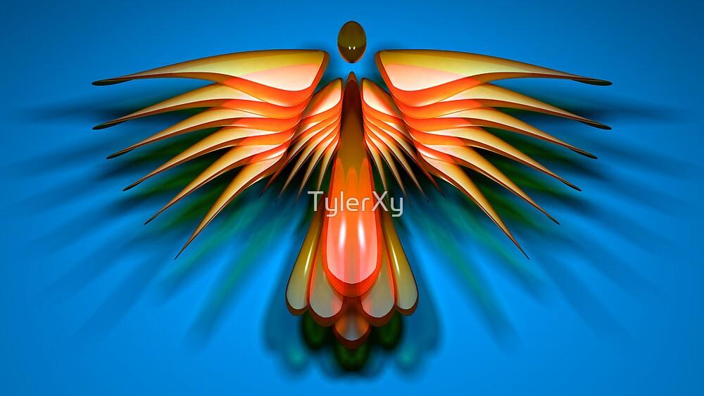 The Phoenix by TylerXy