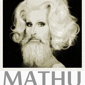 Makeup Artist Mathu Andersen by Pano-Designs