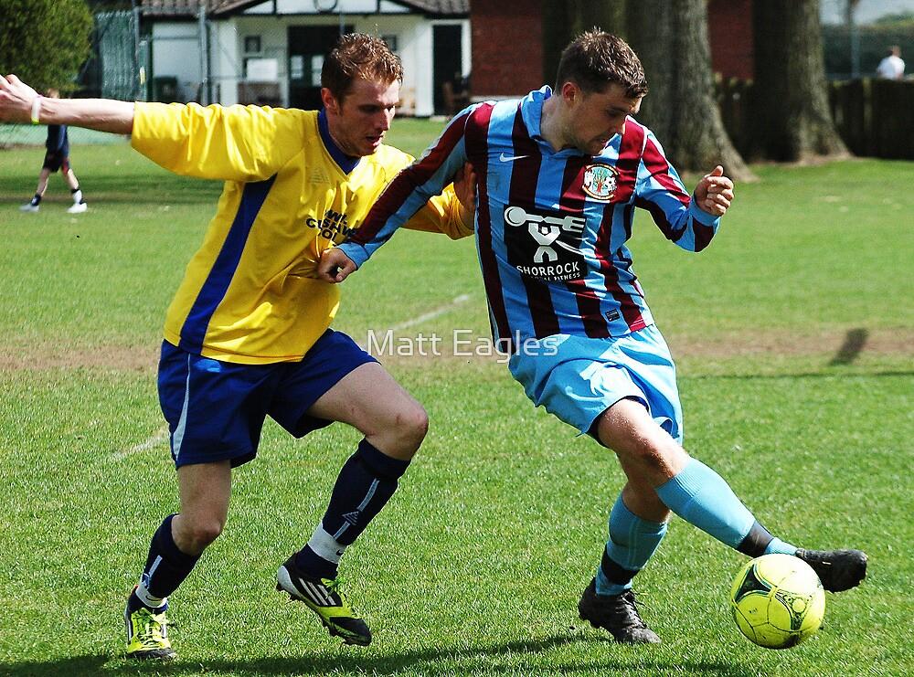 Cuddington FC by Matt Eagles