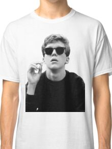 Black and White Brian Breakfast Club Classic T-Shirt