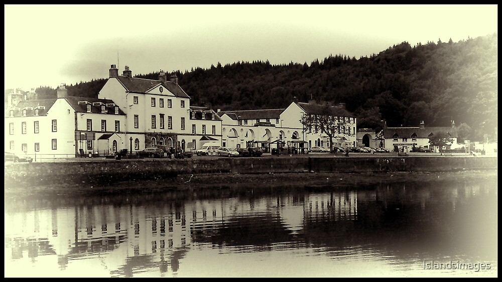 Inveraray, Argyll by Islandsimages