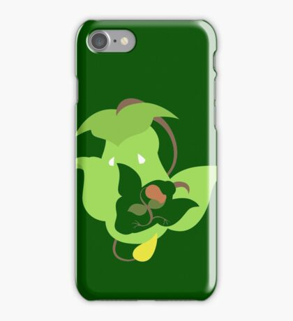 Bellsprout - Weepinbell - Victreebel iPhone Case/Skin