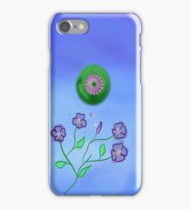 Green sunny day iPhone Case/Skin