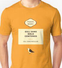 Gill Sans T-Shirt