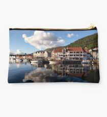 Watercolour Wharves Studio Pouch