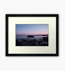 Liscannor Sunset Framed Print