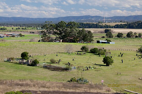 Historic Glebe Cemetery, East Maitland, NSW by SNPenfold