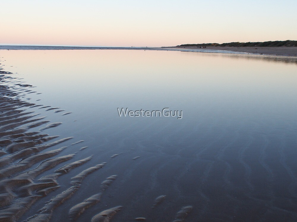 Pebble Beach by WesternGuy