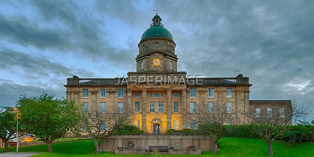 ELGIN'S DR GRAYS IN SUMMER EVENING by JASPERIMAGE