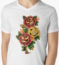 Spitshading 037 Men's V-Neck T-Shirt