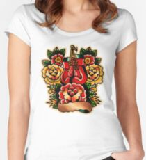 Spitshading 056 Women's Fitted Scoop T-Shirt
