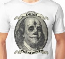 Day of the Dead Presidents  Unisex T-Shirt