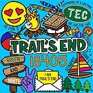 Trail's End Camp von Corey Paige Designs