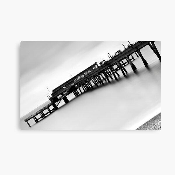 Deal Pier (Long Exposure) Canvas Print