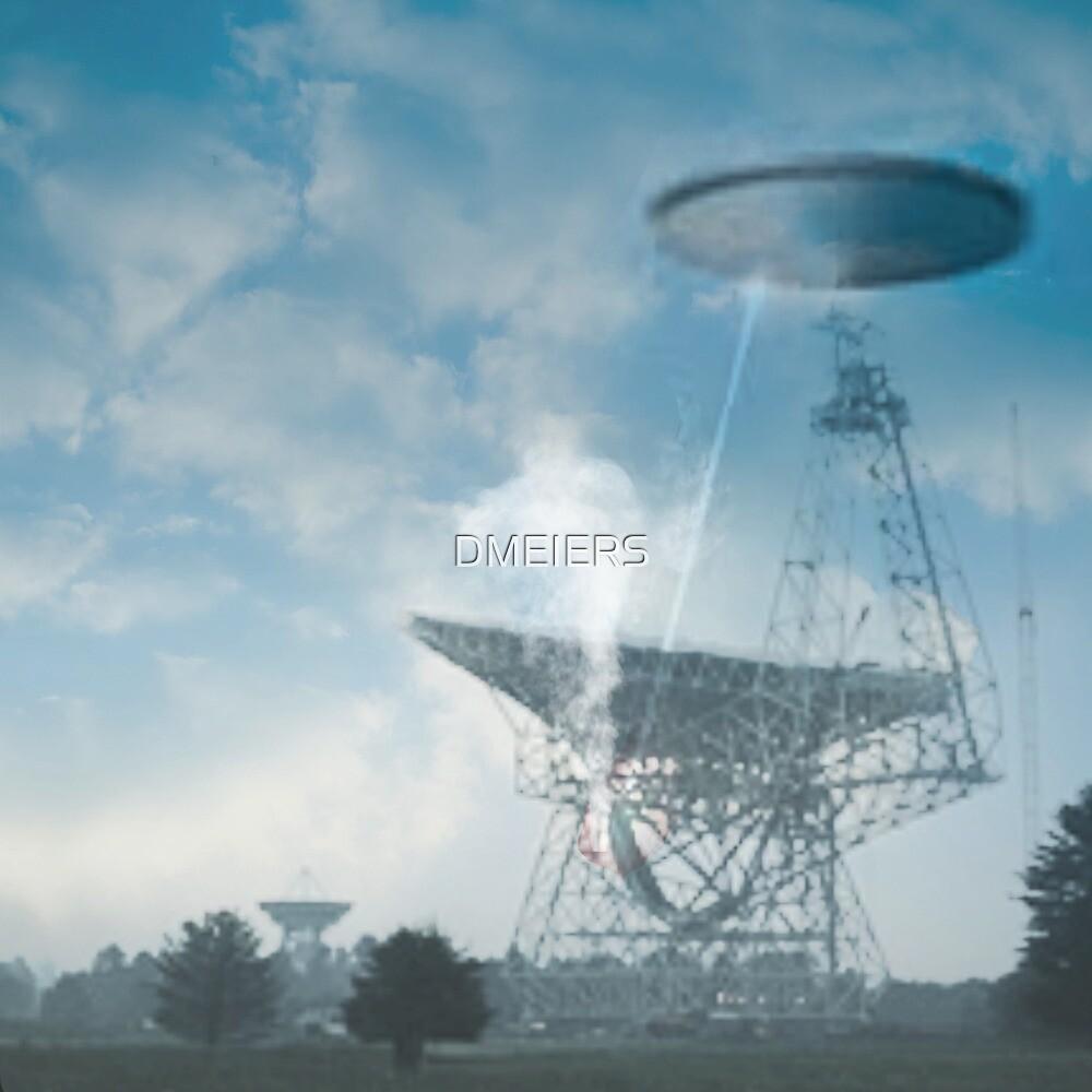 alien invasion by DMEIERS