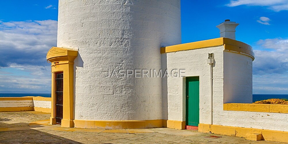 LOSSIEMOUTH - THE GREEK COVESEA by JASPERIMAGE