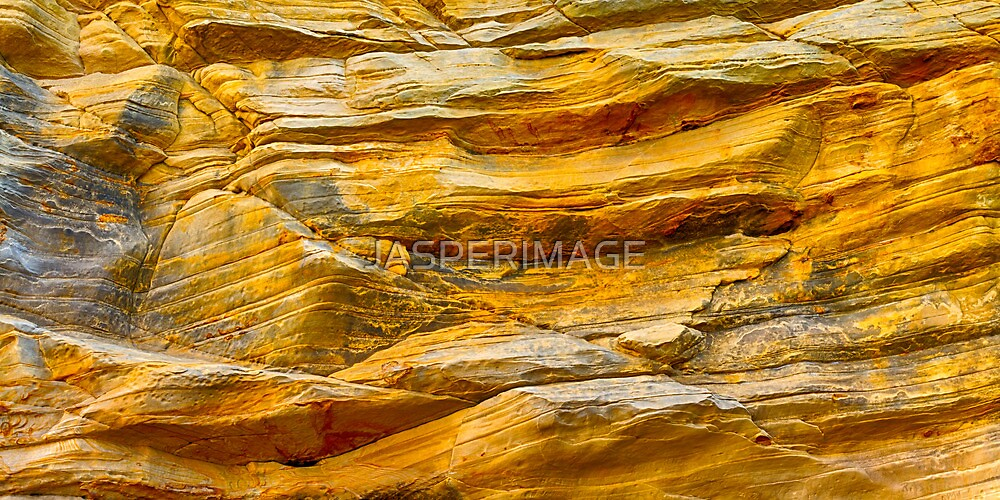 HOPEMAN - COVE BAY CLIFF FACE by JASPERIMAGE