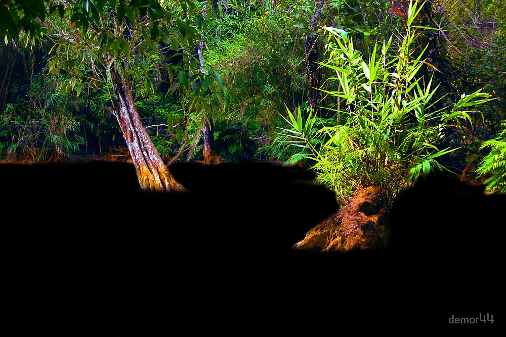 black lake by demor44