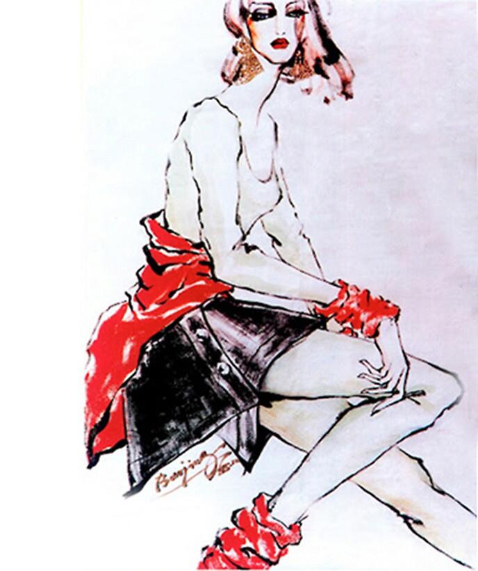 FASHION PAINT by JINGBAO