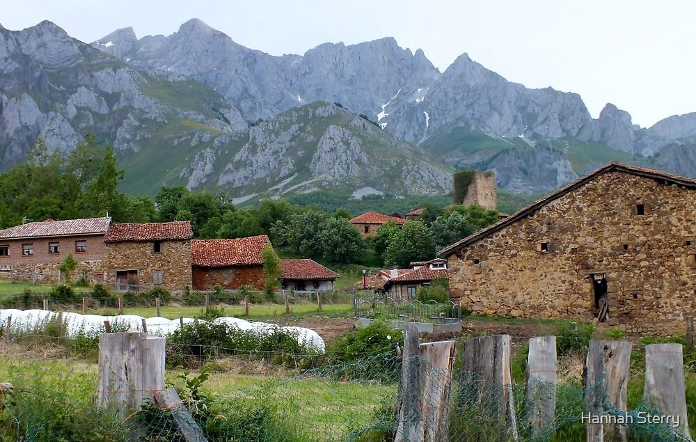 Mogrovejo Village by Hannah Sterry