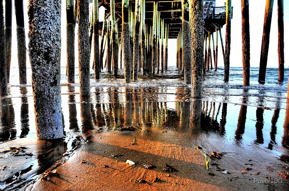 Pillars' Shadows & Reflections by Poete100