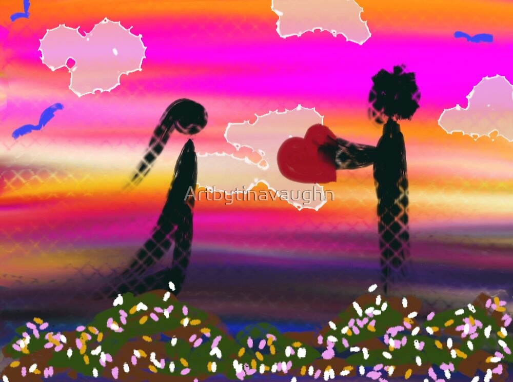 First Love by Artbytinavaughn
