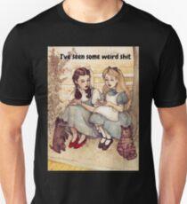 Dorothy and Alice Unisex T-Shirt