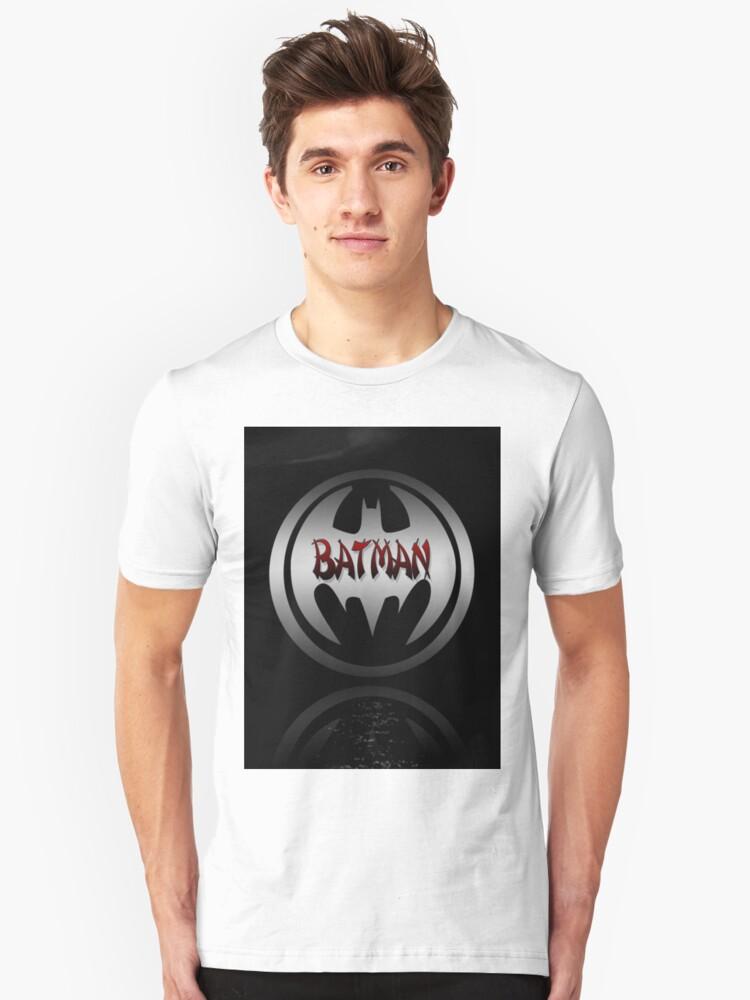 batman2 Unisex T-Shirt Front