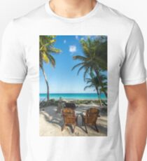Heaven is a Place on Earth - Tulum  T-Shirt
