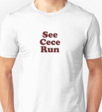 Siehe Cece Run Slim Fit T-Shirt