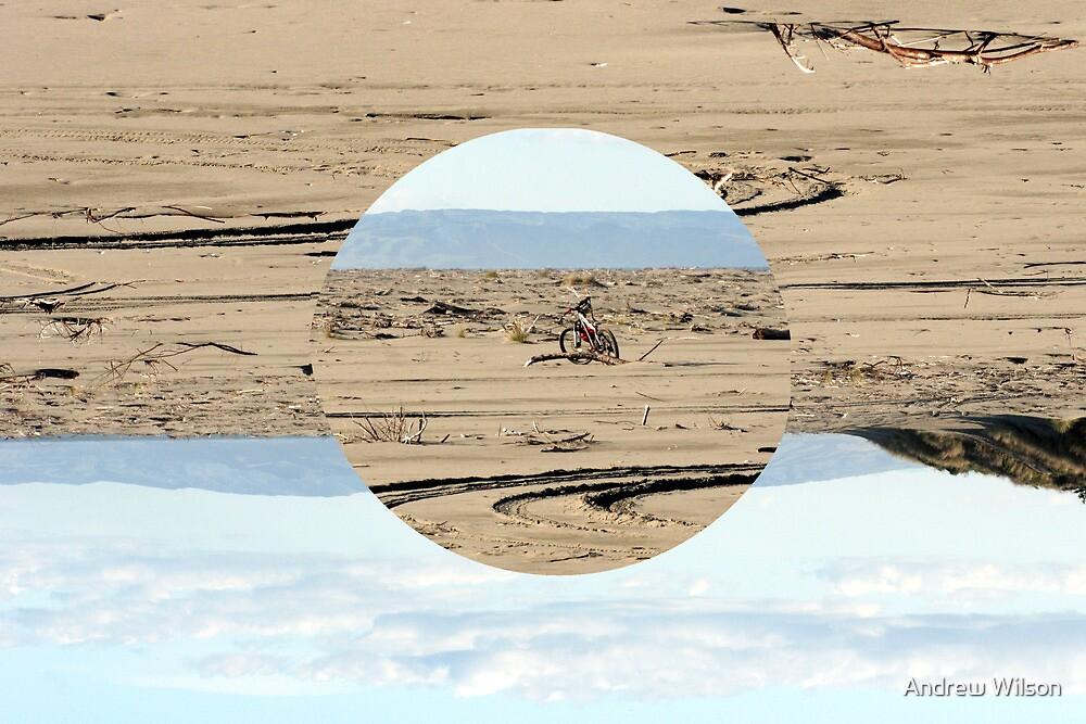 Beach Circle by Andrew Wilson
