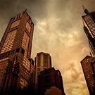 Monoliths of Melbourne [Prints, iPhone/iPod cases] by James Cole
