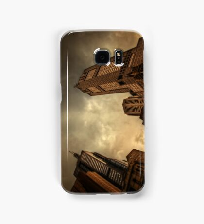 Monoliths of Melbourne [Prints, iPhone/iPod cases] Samsung Galaxy Case/Skin