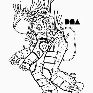 DNA Space Man by samuelerics