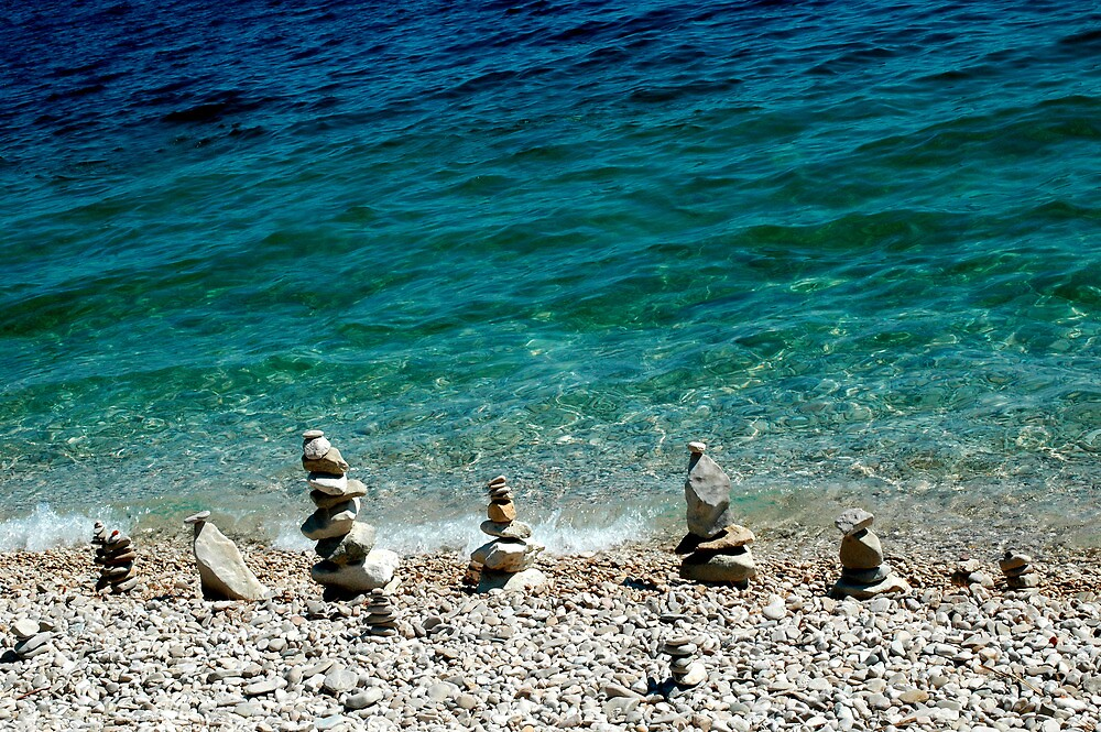 jaroslav kocian : stones in croatia by verivela