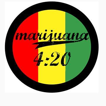 4:20 marijuana by fhaziqq