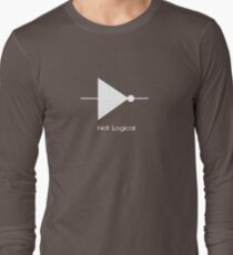 Not Logical  - T Shirt Long Sleeve T-Shirt