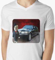 Teddy Bear Limousine Chauffeur Kids (CHILDRENS) Tee Shirt T-Shirt