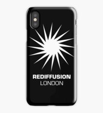 Rediffusion, London iPhone Case/Skin