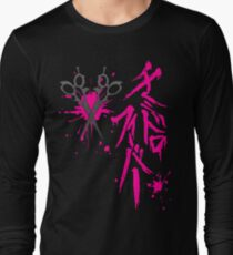Dangan Ronpa: Genocider Syo Bloodstain Fever t-shirt Long Sleeve T-Shirt