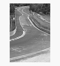 Driver Photographic Print
