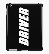 Driver iPad Case/Skin