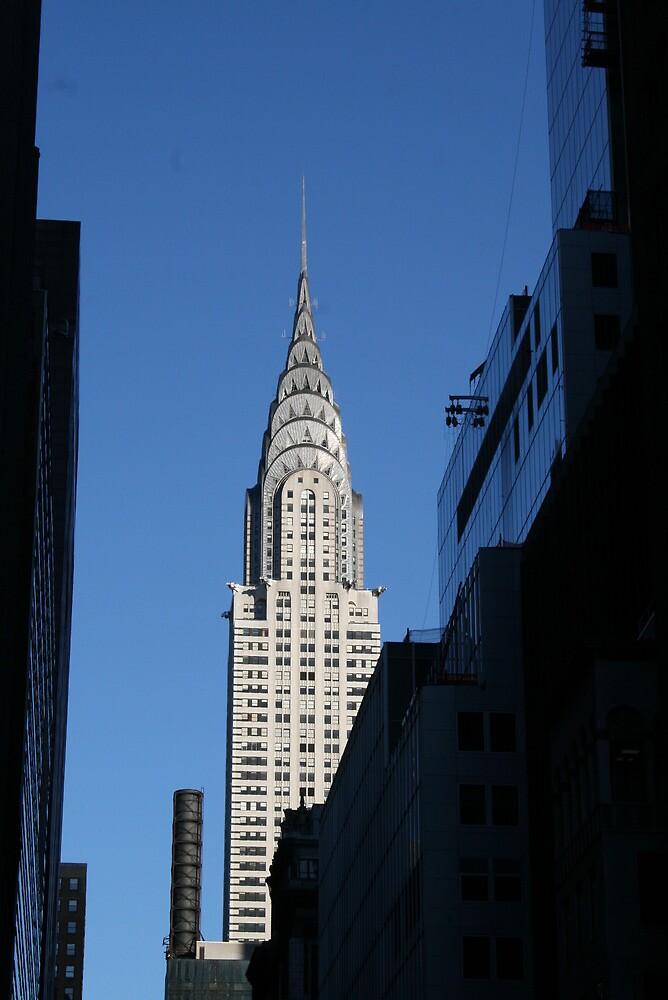Chrysler Building NY by NarelleH