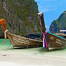 Phi Phi Islands by KerryPurnell