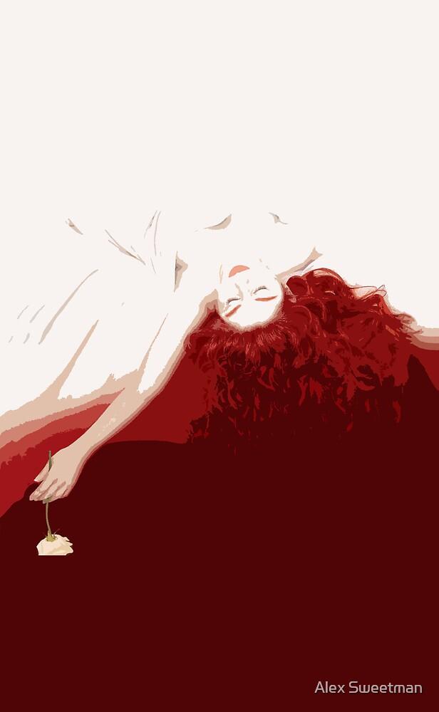 Perfume - Redhead (Portrait) by Alex Sweetman
