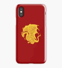 Pendragon (Merlin) iPhone Case/Skin