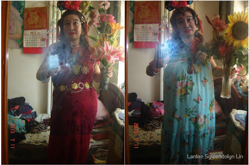 Combien que je suis beaux, heureux, content, joli, enchante, ivre, travailleur, tant mieux, fier, cueillant, remarquable toujours! Merci!  by Lanlan Sgwendolyn Lin