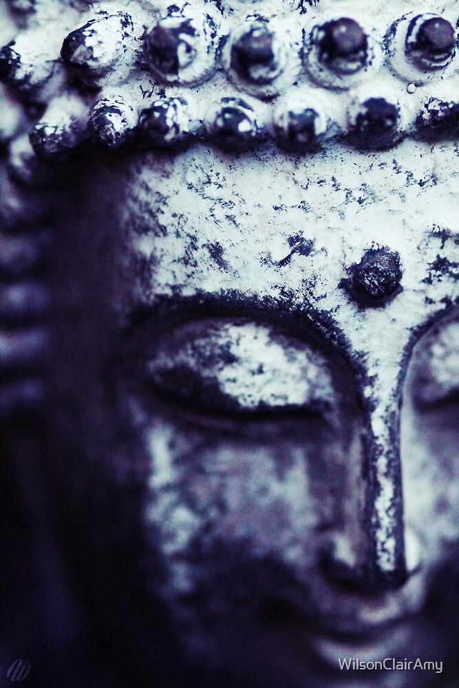 Macro Photography - Buddha by WilsonClairAmy