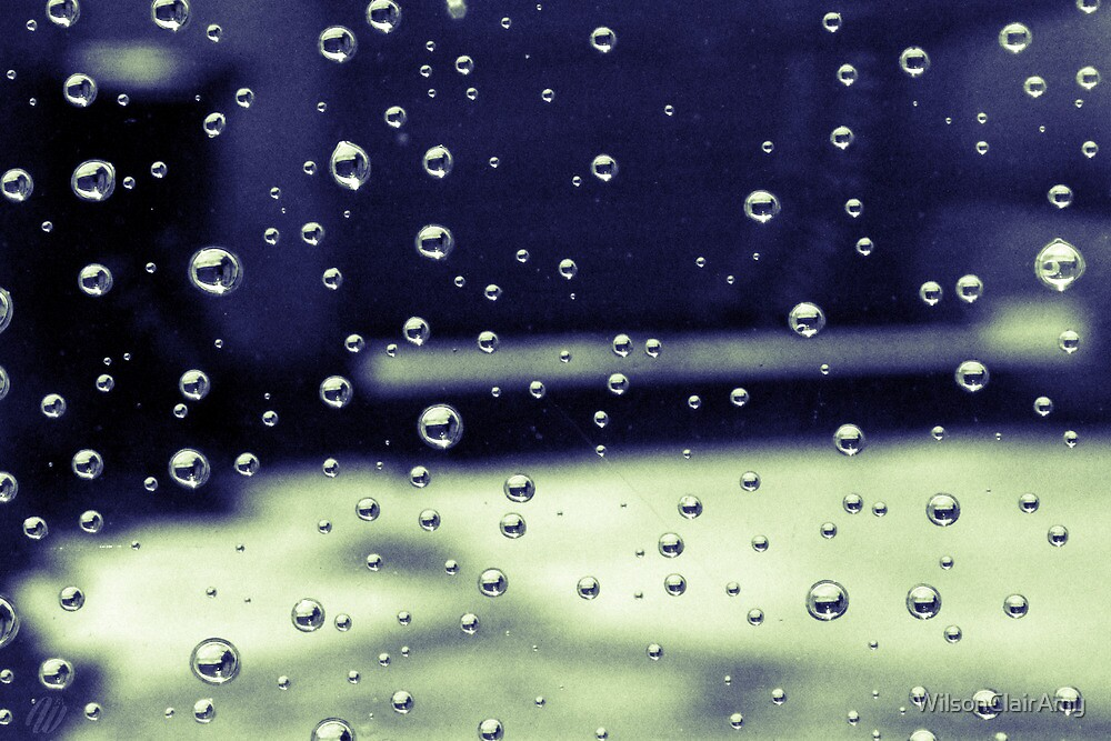 Macro Photography - Water by WilsonClairAmy