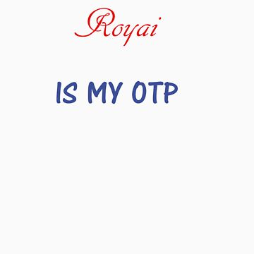 Royai is my OTP by Not0my0division